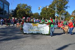 2018 Raleigh Christmas Parade
